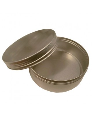 Aluminium screw lid tin - 90 x 31 mm - 180 ml