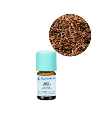 Caraway Essential Oil BIO (Carum Carvi) - FLE156