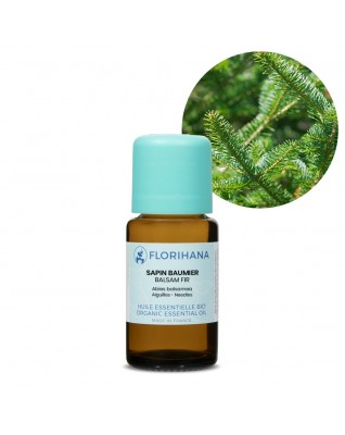 Fir Balsam Essential Oil BIO (Abies Balsamea) - FLE143