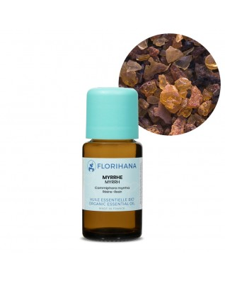 Myrrh Essential Oil (Commiphora Myrrha) - FLJ042