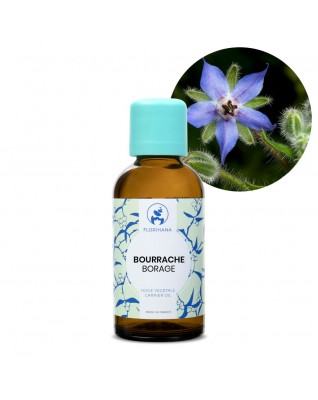 Borage Oil (Borago Officinalis) BIO - FLV029