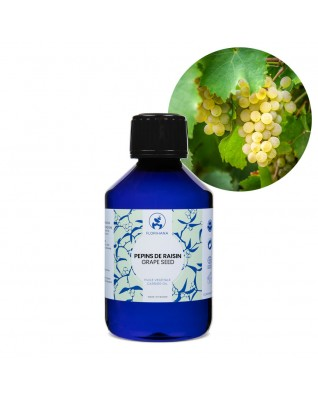 Grape Seed Oil (Vitis Vini) BIO - FLV046