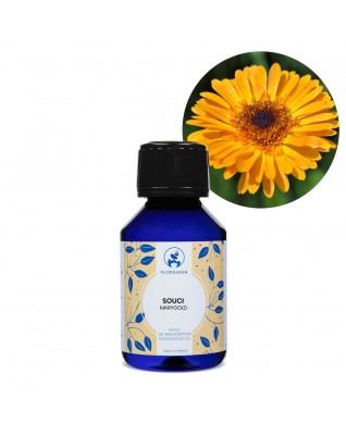 Marygold/Calendula Macerated Oil (Calendula Officinalis) - FLM003