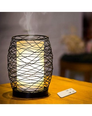 VOLUPSIA Ultrasonic Essential Oil Diffuser